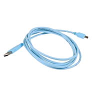 Cisco Blue USB Console Cable Photo