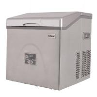 SnoMaster Stainless Steel Ice Maker - 20kg Photo