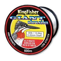 Kingfisher Giant Abrasion Nylon .45MM 13.6KG/30LB Colour Clear 600m Spool Photo
