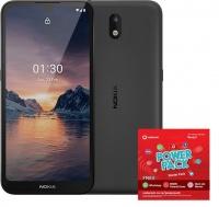 Nokia 1.3 16GB - Charcoal Power Cellphone Photo