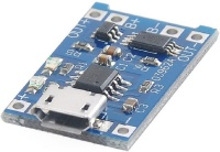 Antwire TP4056 Micro USB Lithium Battery Charger Module Charging Board Photo