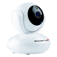 Securitymate 1080P HD IP Security Camera With Pan & Tilt White Photo