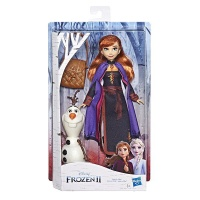 Frozen 2 Storytelling Doll - Anna and Olaf Photo