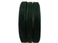 BEAD COOL - Organza Ribbon - 10mm width - Green - 120 meters Photo