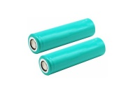 ZF 18650 3.7v 7.4wh INR18650-20R M 2000mAh Lithium Battery Pack of 2 Photo