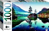 Mindbogglers Series 14 - Hintersee Lake Germany Photo