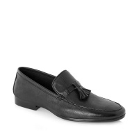 Green Cross GX & Co Men Formal Tassel Slip-on - Black 71806 Photo