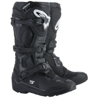 Alpinestars - Tech 3 Enduro/Mx Boots - Black Photo
