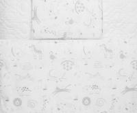George Mason Baby George & Mason Baby - Animals Printed Duvet Set Photo
