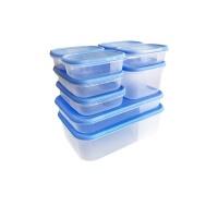 Upstairs Homeware Food Storage Container Set - 9 Piece Photo