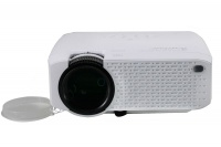 High Definition Multimedia WIFI Home Theater TFT LCD Projector with Remote Photo