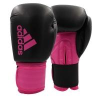 adidas Hybrid Blk/Pink Boxing Glove 12-0Z Photo