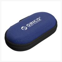 Orico Headset/cable Eva Case Oval – Blue Photo