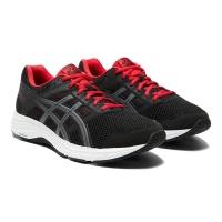 ASICS MEN GEL-CONTEND 5 Running Shoes - Black Photo