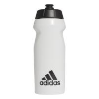 adidas Perform Training Bottle 0.5 - White/Black Photo