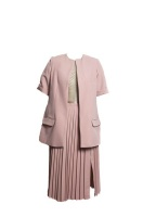 Exodus Factory Women's 2 Piece Suit - Pink Photo