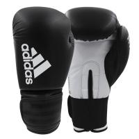 adidas Hybrid 50 Blk/Wh Boxing Glove 10Oz Photo