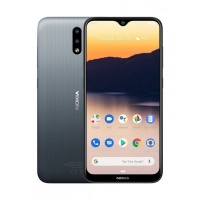 Nokia 2.3 32GB Single - Charcoal Black Cellphone Photo