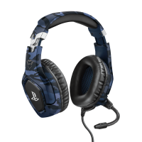 Trust GXT 488 Forze-B PS4 Gaming Headset official licensed product - Blue Photo