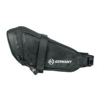 SKS Germany SKS Saddle Bag for Racing Bike - RACER STRAPS 300 Black Photo