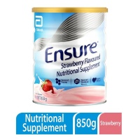 Abbott - Ensure Strawberry 850g Photo