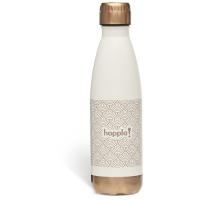 Hoppla Calido Ebla Double-wall Stainless Steel Water Bottle 500ml - Bronze Photo