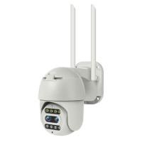 Andowl Q-S2000 Full HD 4K Wireless Smart Camera - Waterproof Outdoor CCTV Photo