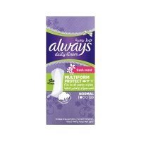 Always Panty Liners Normal 20's Scented Photo
