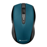 Canyon Wireless and BluetoothDual Mode Mouse 6 Button - Green Photo