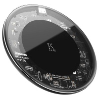 Baseus 15W Simple Wireless USB Type-C Port & 1m Cable Cellphone Cellphone Photo