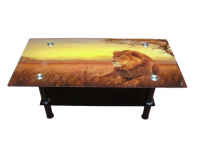 Glass Coffee Table - Tempered Glass Photo