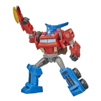 Transformers Warrior Class Optimus Prime Action Figure 68869 Photo