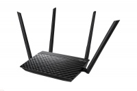 ASUS AC750 Dual-Band Wi-Fi Router with four antennas and Parental Control Photo