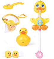 ZYS - Duck Squirt Spray Bath Toy Photo