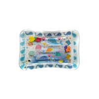 Baby Inflatable Water Play Mat Photo
