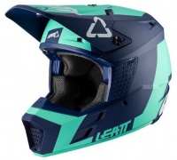LEATT GPX 3.5 Aqua Helmet Photo