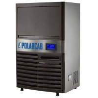 Polarcab Commercial self-contained 45kg ice machine- Photo