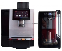 Knig Coffee König Coffee - V6 Bean to Cup One Touch Cappuccino with Milk Cooler Photo