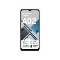 "Samsung Galaxy-A02 DS - 32GB - Cam - 6.5"" Blue Cellphone Photo"