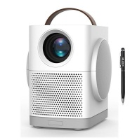 Home Theatre HD Multimedia LCD Projector Photo