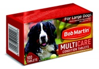 Bob Martin - 100 Conditioning Tablets Photo