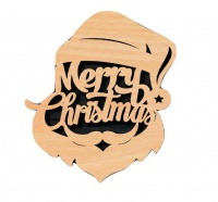 Merry Christmas Wall/Tree Decoration Photo