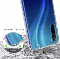 CellTime Xiaomi Redmi Note 9s / Pro Shockproof Clear Cover Photo