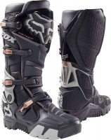 Fox Racing Fox Instinct OffRoad Charcoal Boots Photo