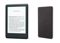 Kindle Amazon Gen 10 8GB with Official Amazon Fabric Case Photo
