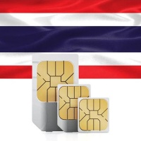 travSIM Prepaid Data Card for Thailand – 3GB Valid for 30 Days Cellphone Cellphone Photo