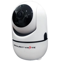 Securitymate HD720P IP Security Camera With Pan & Tilt White Photo