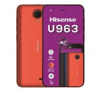 Hisense Infinity U963 8GB - Orange Cellphone Cellphone Photo