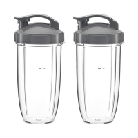 Nutribullet Cup - 945ml - with Flip Top To-Go Lid - Photo