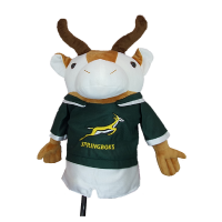 Golf Driver Cover - Rugby - Springbok Photo